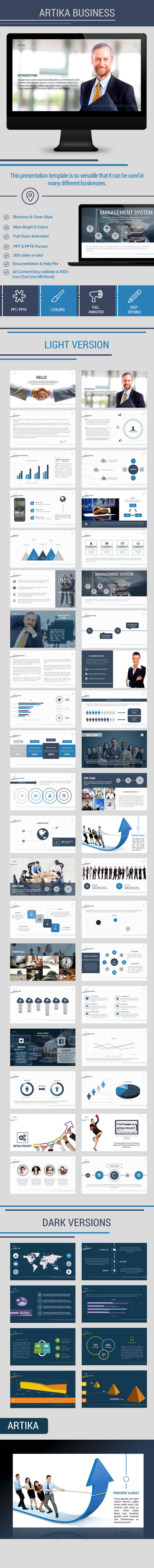 GraphicRiver Artika Business 8759611