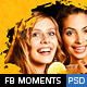 FB Happy Moments Covers - GraphicRiver Item for Sale