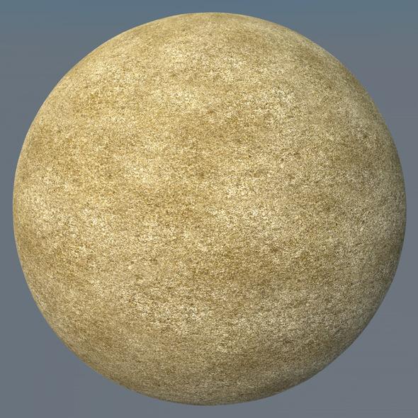 3DOcean Sand Landscape Shader 028 8808324