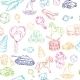 Toys Seamless Pattern - GraphicRiver Item for Sale
