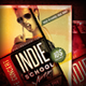 Indie School Night Flyer - GraphicRiver Item for Sale