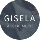 Gisela - eCommerce Muse Template - ThemeForest Item for Sale