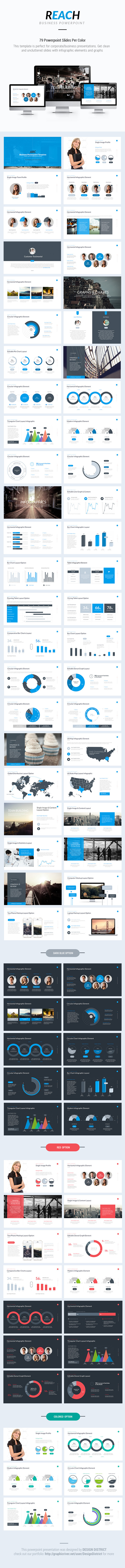 GraphicRiver Business Powerpoint Template 8811677