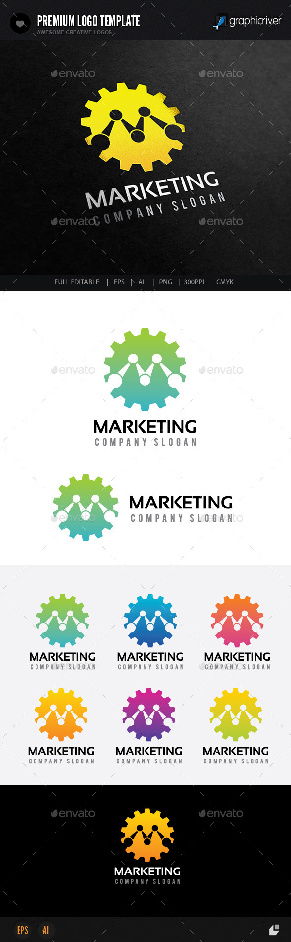GraphicRiver Marketing 8811696