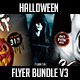 Halloween Flyer Bundle V3 - GraphicRiver Item for Sale