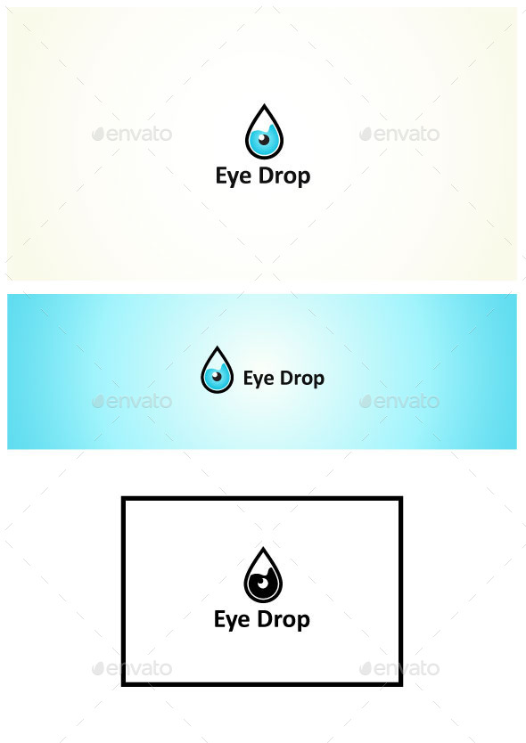 GraphicRiver Eye Drop 8812954
