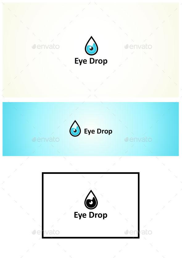 GraphicRiver Eye Drop 8812954
