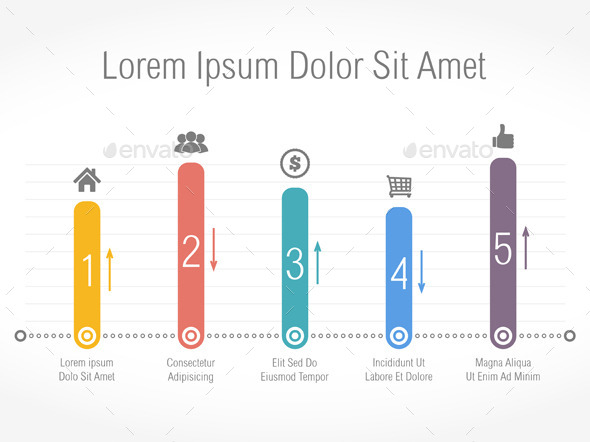 GraphicRiver Bar Chart 8813416