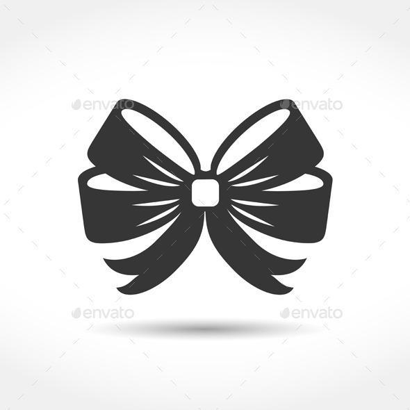GraphicRiver Bow Icon 8813421