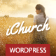 iChurch - Responsive Church Wordpress Theme - ThemeForest Item for Sale