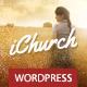 iChurch - Responsive Church Wordpress Theme - ThemeForest Item for Sale