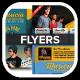 Musica Artist Profile Flyers - GraphicRiver Item for Sale