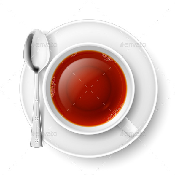 GraphicRiver Tea Drinking 8815765