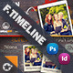 Multipurpose Timeline Templates - GraphicRiver Item for Sale