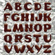 Chocolate Alphabet Letters - GraphicRiver Item for Sale