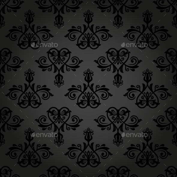 GraphicRiver Orient Seamless Vector Pattern 8816658