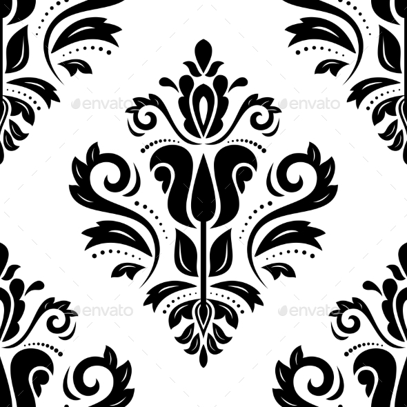GraphicRiver Orient Seamless Vector Pattern 8816687