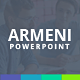 Armeni Powerpoint Presentation Template  - GraphicRiver Item for Sale