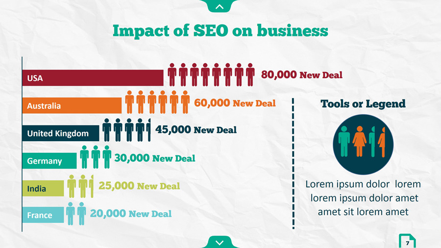 Infographic SEO Keynote V.02 by kh2838 | GraphicRiver