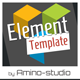 Element Template for Visual Composer