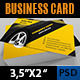 Business Card Template_AA12 - GraphicRiver Item for Sale