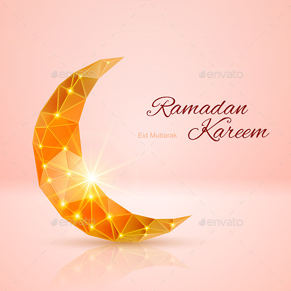GraphicRiver Greeting Card of Month Ramadan 8817754