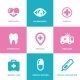 Medical Icons Sample - GraphicRiver Item for Sale