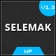 SeleMak - Responsive WordPress Theme