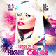 Night Color Party - GraphicRiver Item for Sale