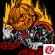Pumpkin Up The Night - GraphicRiver Item for Sale