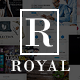 Royal - Multi-Purpose Wordpress ThemeEngine - Corporate WordPress
