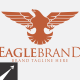 Eagle Brand v2 Logo Template - GraphicRiver Item for Sale