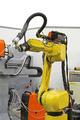 Robot welding - PhotoDune Item for Sale