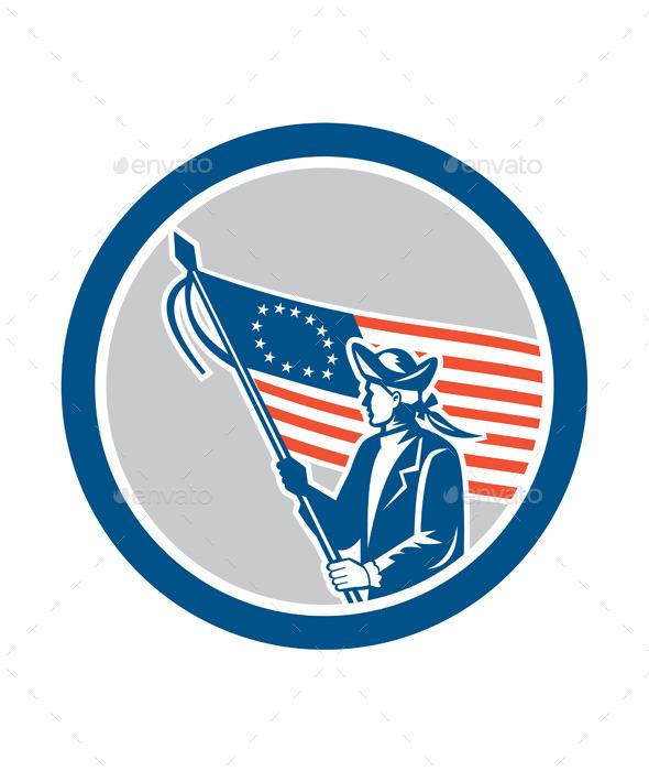 GraphicRiver American Patriot 8819387