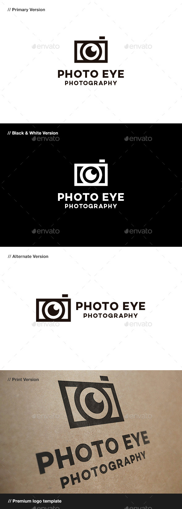 GraphicRiver Photo Eye 8819459