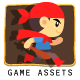 Budi Journey Game Assets - GraphicRiver Item for Sale