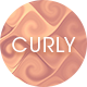 Wavy Curly Backgrounds - GraphicRiver Item for Sale