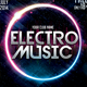 Electro Music - GraphicRiver Item for Sale