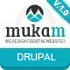Mukam - Limitless Multipurpose Drupal Theme