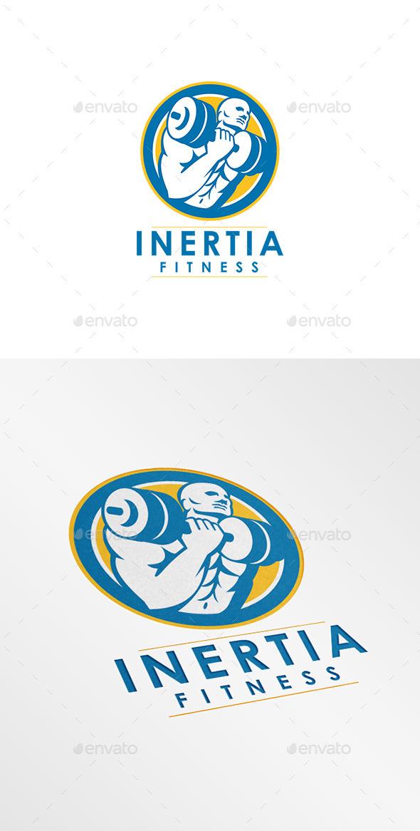 Inertia Fitness Logo
