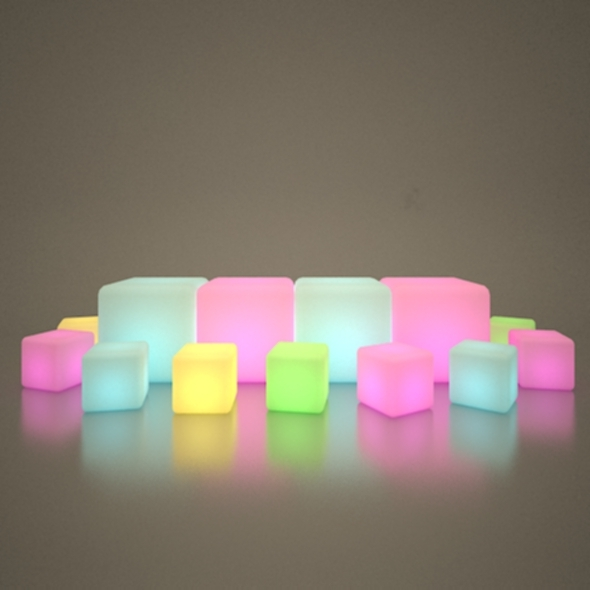 3DOcean Illuminated Cubes 8819659