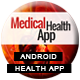 Medical Health App With CMS - Android