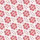 Geometric Floral Motif Pattern - PhotoDune Item for Sale