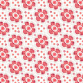 Geometric Floral Motif Pattern - PhotoDune Item for Sale