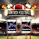 FootBall Game Flyer Template With 2 Variations - GraphicRiver Item for Sale