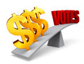 Money Outweighs Votes - PhotoDune Item for Sale