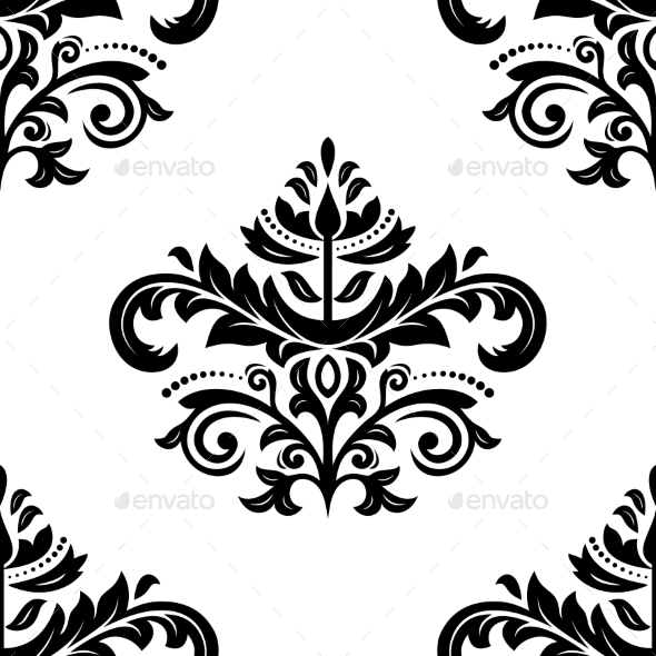 GraphicRiver Orient Seamless Vector Pattern 8821366