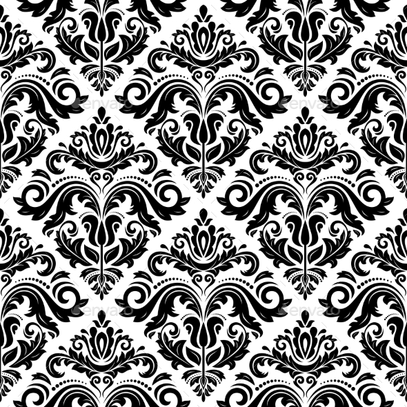 GraphicRiver Orient Seamless Vector Pattern 8821381