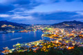 Nagasaki, Japan city skyline at dusk. - PhotoDune Item for Sale