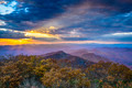 Autumn Sunset in Blue Ridge Mountains - PhotoDune Item for Sale